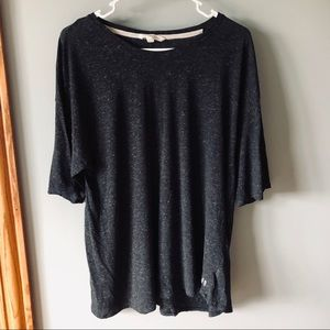 Victoria's Secret dark gray tee
